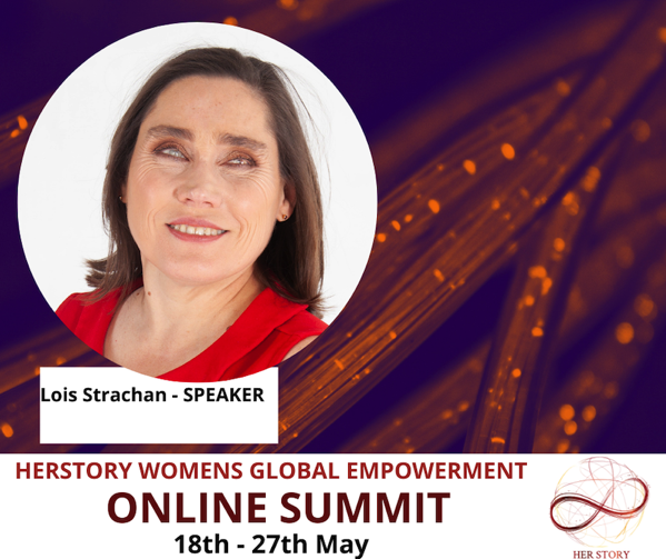 HerStory ONLINE SUMMIT Tag  Lois Strachan May 2021